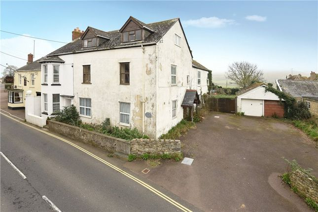 Thumbnail End terrace house for sale in Fore Street, Seaton, Devon