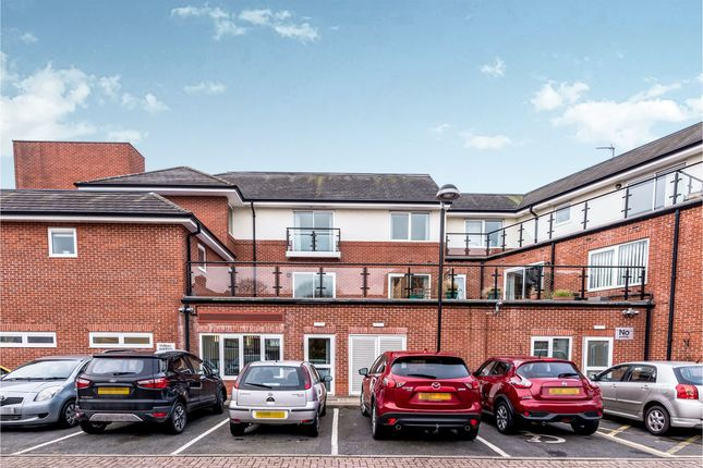 Thumbnail Flat for sale in Lower Sandford Street, Lichfield