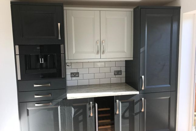 Thumbnail End terrace house to rent in Redcot Gardens, Stamford, Lincolnshire