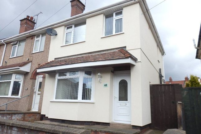 Thumbnail Property to rent in Hollystitches Road, Nuneaton