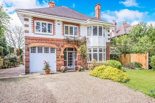 Thumbnail Detached house for sale in Grove Road, Burbage, Hinckley