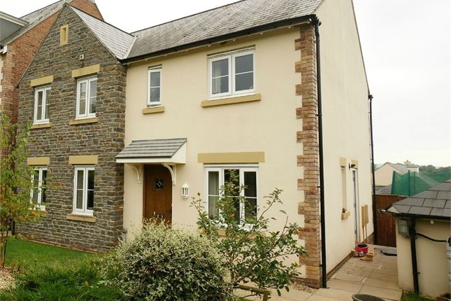 Thumbnail Detached house for sale in Cassia Drive, Usk, Monmouthshire