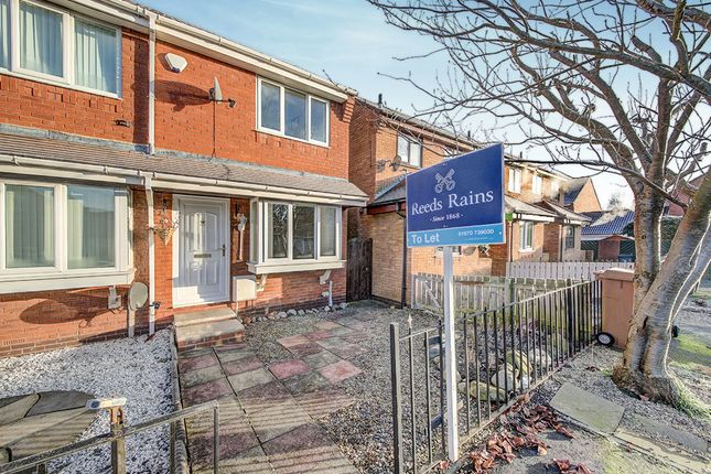 Thumbnail Terraced house to rent in Woodcroft Close, Annitsford, Cramlington