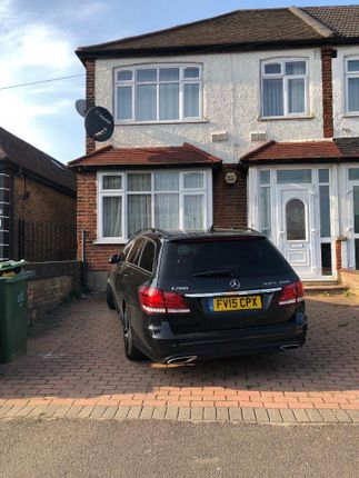 Thumbnail Semi-detached house for sale in Westward Road, London, Chinford