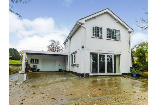 Thumbnail Detached house for sale in Stather Road, Burton-Upon-Stather
