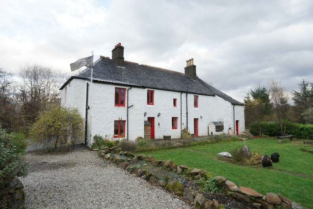 Thumbnail Detached house for sale in Skeabost Bridge, Portree