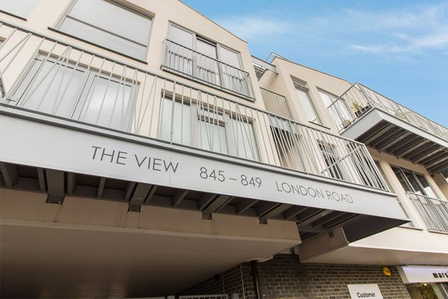 The View of London Road, Westcliff-On-Sea SS0
