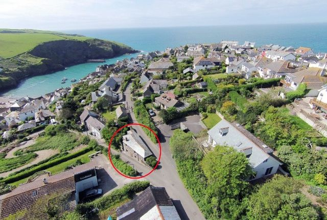 Thumbnail Property for sale in First And Last, Trewetha Lane, Port Isaac