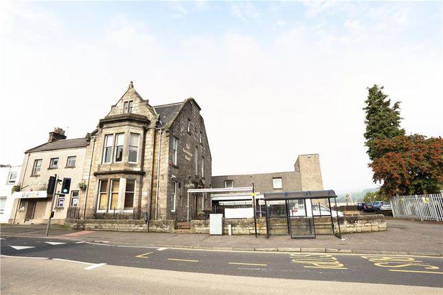 Thumbnail Leisure/hospitality for sale in Greenside Hotel, 1 High Street, Leslie, Fife