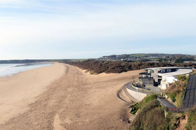 Thumbnail Flat for sale in Apartment 12, Waters Edge, Battery Road, Tenby