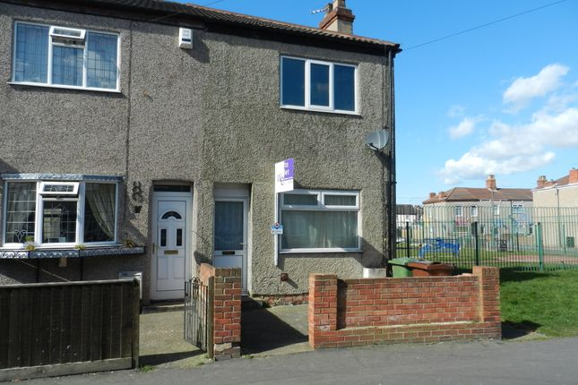 Thumbnail Terraced house for sale in Convamore Road, Grimsby