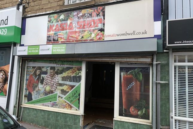 Thumbnail Property to rent in Station Road, Wombwell, Barnsley