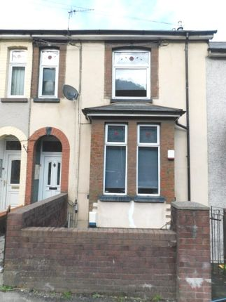 Thumbnail Terraced house to rent in North Road, Ferndale
