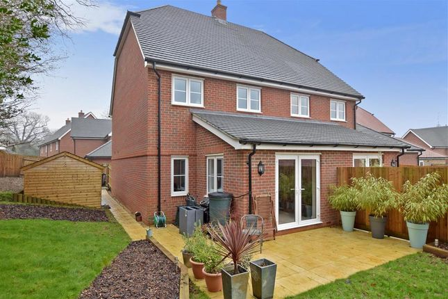 Thumbnail Semi-detached house for sale in Aubin Wood, Emsworth, Hampshire