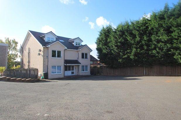 Thumbnail Flat to rent in Stevenston Street, New Stevenston, Motherwell