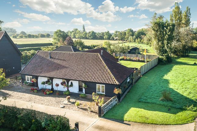 Thumbnail Barn conversion for sale in Burgate, Diss