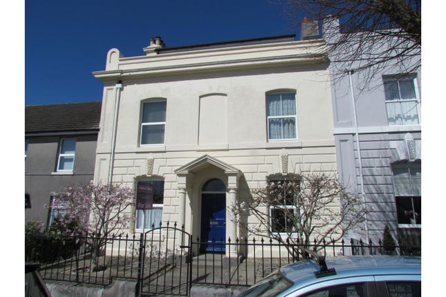 Thumbnail Flat for sale in Haddington Road, Plymouth