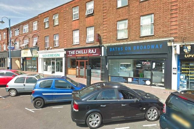 Thumbnail Restaurant/cafe for sale in The Broadway, Darkes Lane, Potters Bar