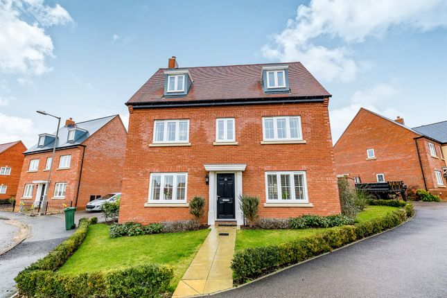 Thumbnail Town house for sale in Pillow Way, Buckingham
