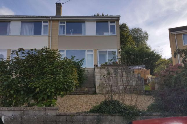 Thumbnail Semi-detached house for sale in Edgeworth Road, Bath, Banes