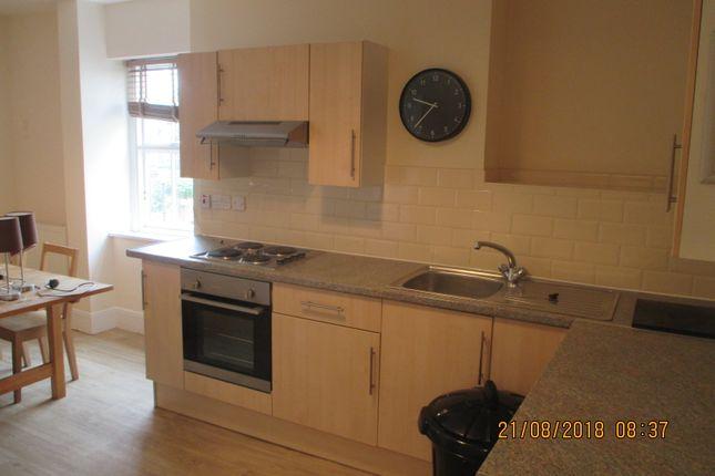 Thumbnail Flat to rent in Jubilee Terrace, Southsea