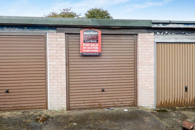 Parking/garage for sale in Garage 4, Hugh Little Garth, Off Manor Road, Upperby, Carlisle, Cumbria