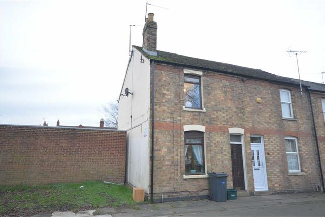 Thumbnail End terrace house for sale in Alma Place, Linden, Gloucester