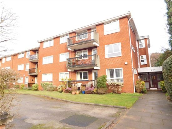Thumbnail Flat for sale in Saxon Lodge, Southport