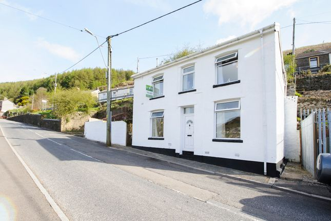 Thumbnail Detached house to rent in Commercial Street, Blaenllechau, Ferndale