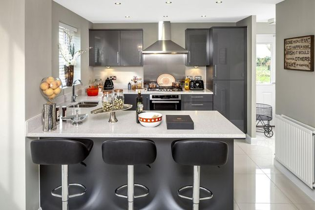 """Thumbnail Detached house for sale in """"Cambridge"""" at London Road, Wokingham"""