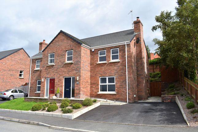 Thumbnail Semi-detached house for sale in Oak Lodge, Banbridge