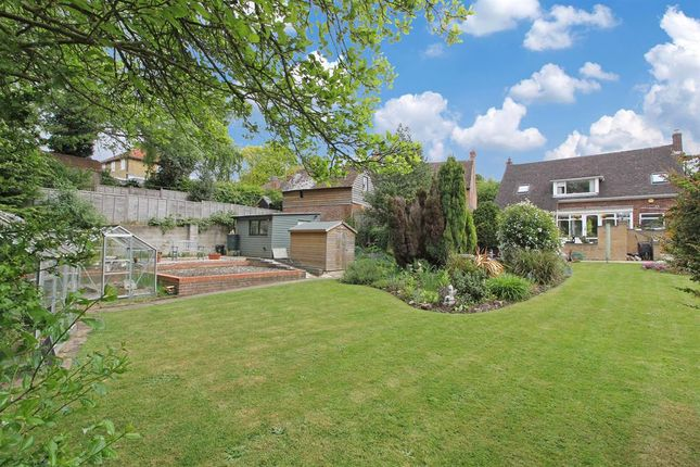 Thumbnail Detached house for sale in Tutt Hill, Westwell Lane, Ashford