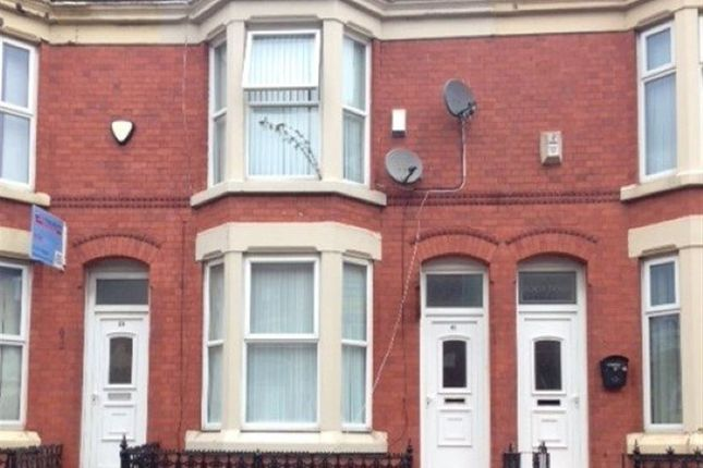 Thumbnail Property to rent in Connaught Road, Liverpool, Merseyside