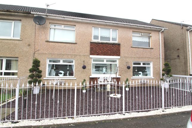 Thumbnail Flat for sale in Aitchison Street, Airdrie