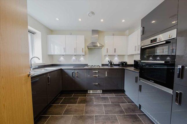 End terrace house for sale in Poulter Croft, Middleton, Milton Keynes