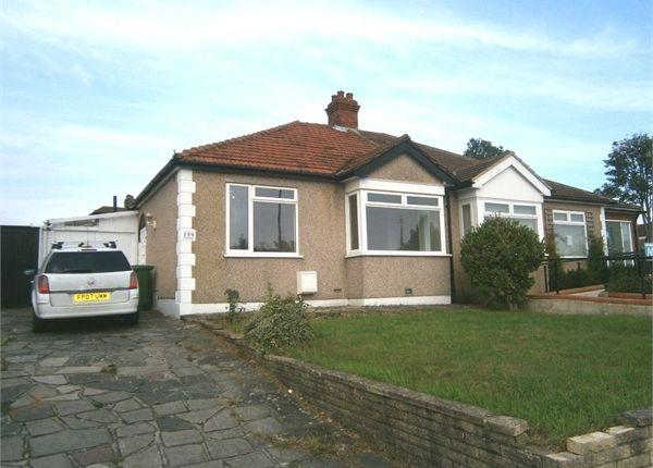 Thumbnail Semi-detached bungalow to rent in Blackfen Road, Sidcup, Kent