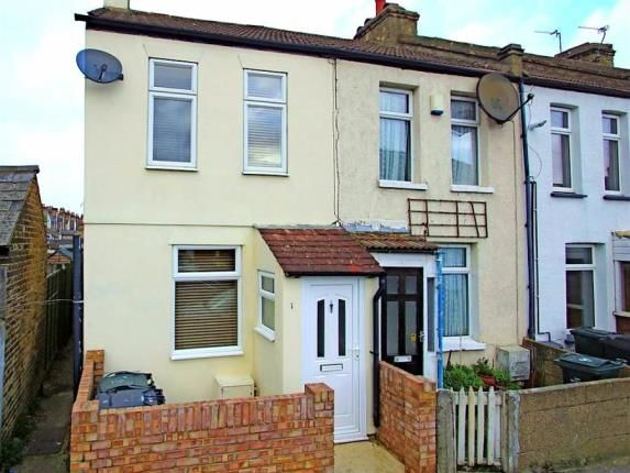 Thumbnail End terrace house for sale in Carlisle Road, Dartford, Kent