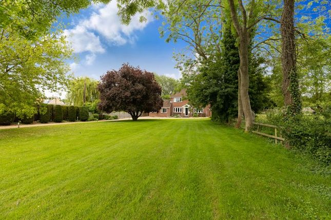 4 bed detached house for sale in Chequers Road, Tharston, Norwich NR15