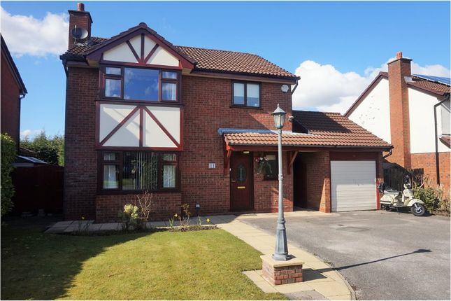 Thumbnail Detached house for sale in Amber Grove, Westhoughton, Bolton