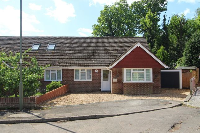 Thumbnail Semi-detached bungalow for sale in Westerfolds Close, Woking