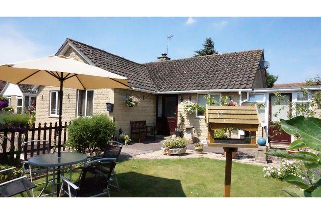 Thumbnail Detached bungalow for sale in Manor Gardens, Aldington