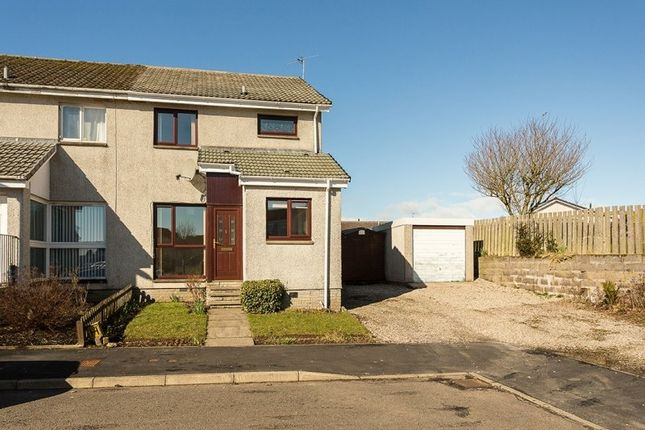 Thumbnail Terraced house for sale in Trinity Fields Crescent, Brechin, Angus