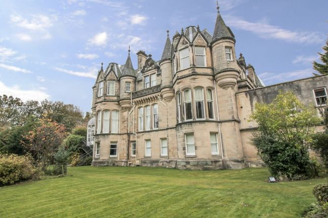 Thumbnail Flat for sale in Brentham Park House, Brentham Crescent, Stirling