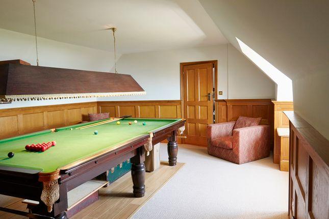 Second Floor Games Room