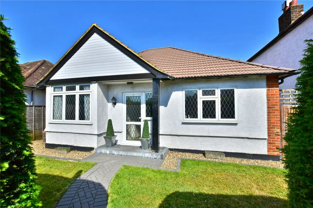 Thumbnail Detached bungalow for sale in St Albans Road, Watford