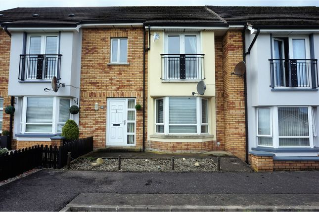 Thumbnail Terraced house for sale in Gortin Manor, Londonderry