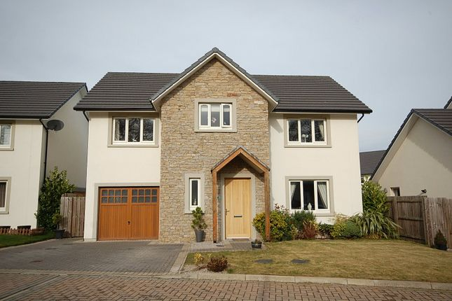 Thumbnail Detached house to rent in Countesswells Close, Aberdeen