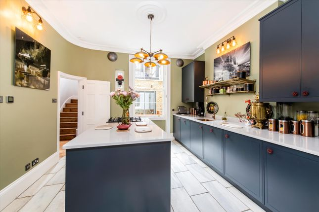 Thumbnail Terraced house for sale in Birkenhead Street, London