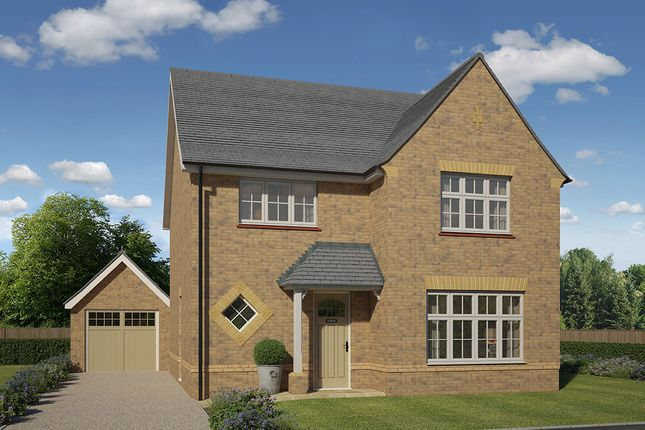 """Thumbnail Detached house for sale in """"Cambridge"""" at Haslingfield Road, Barrington, Cambridge"""