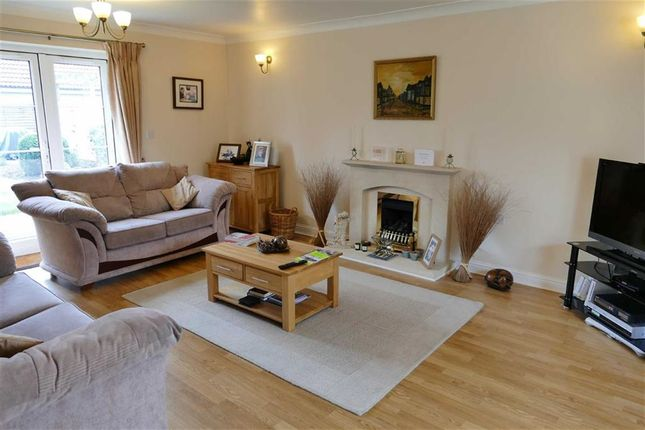 Thumbnail Detached house for sale in Tench Road, Lansdowne Park, Calne